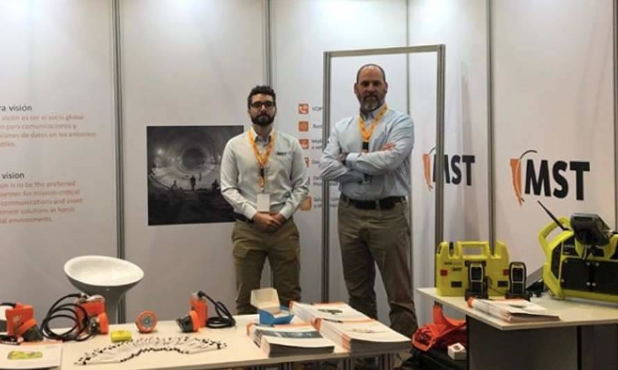 MST Global estará presente en Expomin 2020