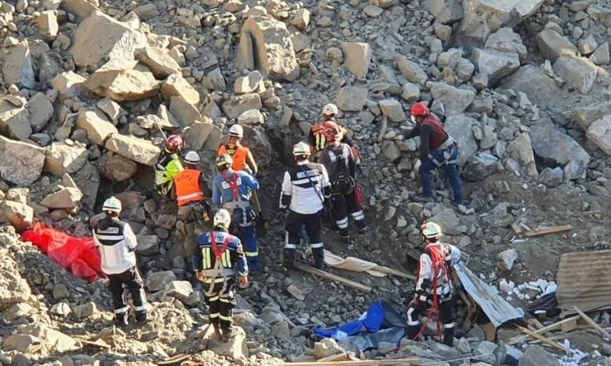 Encuentran cuerpo de uno de los trabajadores desaparecidos en minera de  Ovalle - Reporte Minero | El portal de minería en Chile