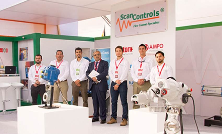 Scancontrols confirmó asistencia en Exponor 2019